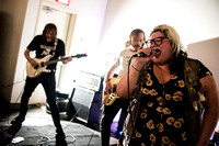 [2017-05-17] Sheer Mag | Eureka California | Saline @ Cine in Athens, GA