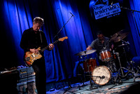 Nels Cline, Gerald Cleaver, and Larry Ochs Trio