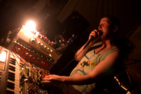 [2006-12-13] Dan Deacon | Bomb the Music Industry! | WVTS @ The Secret Squirrel in Athens, GA
